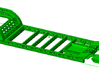 1/87th Murray 'Professional' 16 tire lowboy traile 3d printed