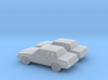 1/160 2X 1983 Dodge Aries SR 3d printed