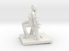 holding statue alyxka 3d printed