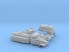 LKW IFA G5 Tankzug (militär.Var.)Spur N 1:160 3d printed