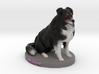 Custom Dog Figurine - Prance 3d printed