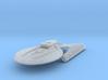 SF Reconaissance Science Vessel 1:5000 3d printed