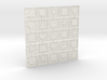 Take Two Shape And Texture Game For The Blind 3d printed