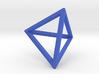 Tetrahedron(Leonardo-style model) 3d printed