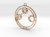 Adaline - Necklace 3d printed