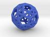 Snub Dodecahedron(Leonardo-style model) 3d printed