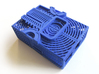 ButterPi Case 3d printed In Royal Blue Strong & Flexible