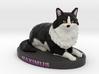 Custom Cat Figurine - Maximus 3d printed