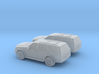 1/160 2X 2009 Ford Expedition 3d printed