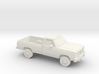 1/64 1991-93 Dodge Ram Single Cab 3d printed