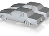 1/160 2X 1985 Buick Regal 3d printed
