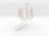 GPCR(3D) 3d printed