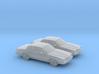1/160 2X 1985 Pontiac Grand Prix 3d printed