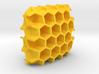 Bienenwabe 3d printed