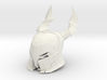 Horn Knight Lego Helmet  Dark Souls 3d printed