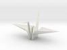 Fold Origami Crane 3D 3d printed