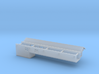 Bulk Tank Conveyor Z Scale 3d printed Conveyor Clay Spur Bulk tank Z scale
