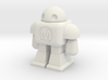 MAKE Robot 3d printed