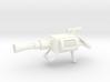 Force Captain Blaster 3d printed
