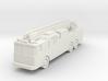 Ferrara 100' Aerial Ladder Truck 1:285 scale 3d printed
