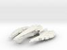 Dennemex Class Refit C HvyCruiser 3d printed
